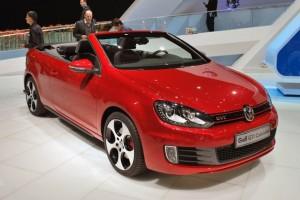 Salón de Ginebra 2012: Volkswagen Golf GTI Cabriolet (imágenes y datos)