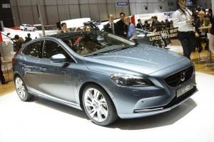 Salón de Ginebra 2012: Volvo V40 2012 (precio, imágenes y datos)