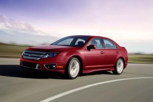 Ford Fusion 2012: precio, ficha técnica, imágenes y lista de rivales