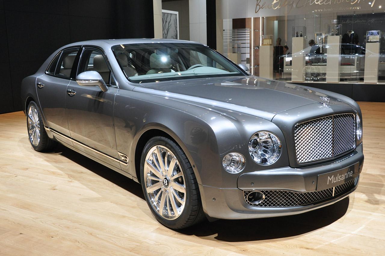 Bentley Mulsanne 2012 Mucho Lujo Mucha Comodidad Lista