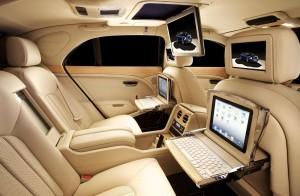 Bentley Mulsanne Mulliner: lujo sobre ruedas