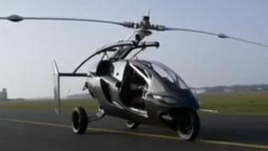 En el 2014 llegaría el carro volador
