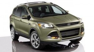 Ford Escape 2012 (imágenes y datos)