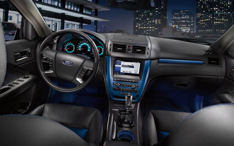 Ford Fusion Hybrid 2012 Precio Ficha T 233 Cnica Im 225 Genes Y