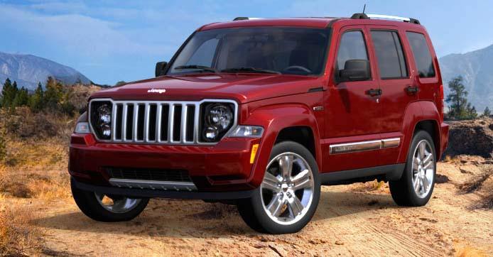 Jeep Liberty 2012: precio, ficha técnica, imágenes y lista ...