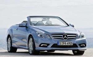 Mercedes Benz Clase E Convertible 2012: precio, ficha técnica, imágenes y lista de rivales