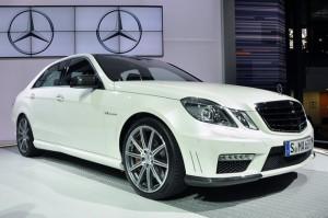 Mercedes Benz E63 AMG 2012: precio, ficha técnica, imágenes y lista de rivales