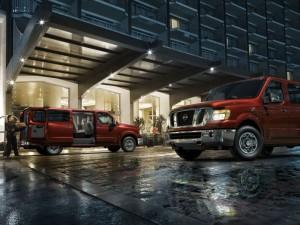 Nissan NV Passenger Van 2012 (precios, imágenes y datos)