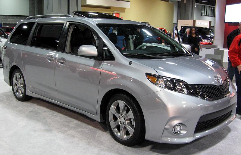 Toyota Highlander Cargurus Toyota Sienna 2012: precio, ficha técnica, imágenes y ...