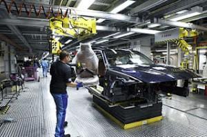 Así se ensambla un BMW Serie 3 Sedán 2012
