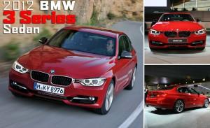 BMW Serie 3 Sedán 2012: precio, ficha técnica, imágenes y lista de rivales