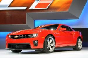 Chevrolet Camaro 2012: precio, ficha técnica, imágenes y lista de rivales