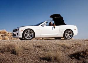 Chevrolet Camaro Convertible 2012: precio, imágenes y ficha técnica