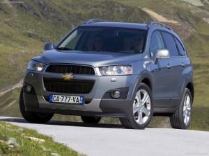Chevrolet Captiva 2012: precio, ficha técnica, imágenes y lista de rivales