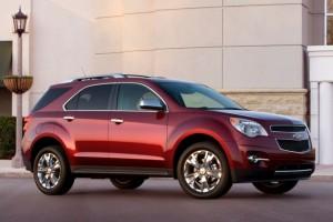 Chevrolet Equinox 2012: precio, ficha técnica, imágenes y lista de rivales
