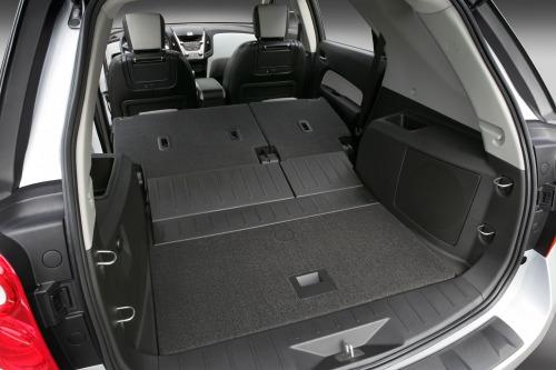 Chevrolet Equinox 2012: precio, ficha técnica, imágenes y ...