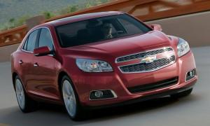 Chevrolet Malibu 2012: precio, ficha técnica, imágenes y lista de rivales