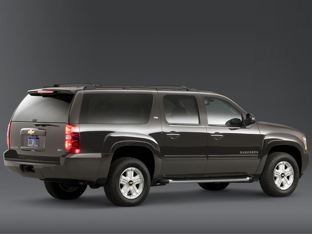 Chevrolet Suburban 2012: precio, ficha técnica, imágenes y lista de rivales | Lista de Carros