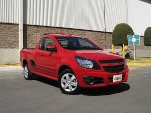 Chevrolet Tornado 2012: precio, imágenes y ficha técnica