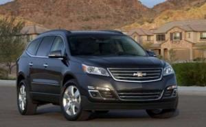 Chevrolet Traverse 2012: precio, ficha técnica, imágenes y lista de rivales
