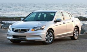 Honda Accord Sedán 2012: precio, ficha técnica, imágenes y lista de rivales