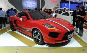 Salón del Automóvil de Beijing 2012: JAC Heyue SC