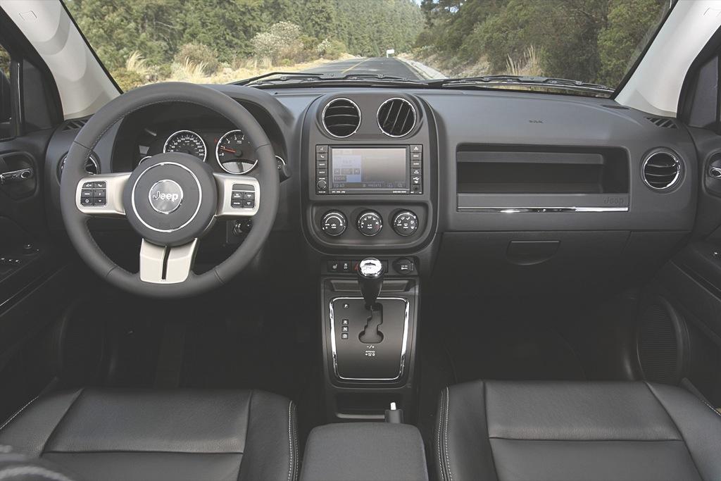 2012 jeep compass repair manual