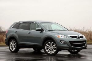 Mazda CX-9 2012: precio, ficha técnica, imágenes y lista de rivales
