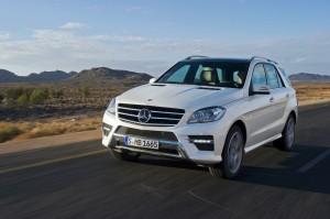 Mercedes-Benz Clase M 2012: precio, ficha técnica, imágenes y lista de rivales