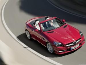 Mercedes Benz Clase SLK 2012: precio, ficha técnica, imágenes y lista de rivales