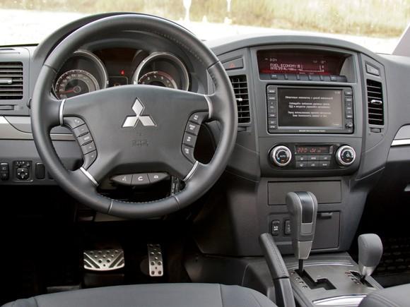 Mitsubishi Montero Sport 2012: precio, ficha técnica, imágenes y