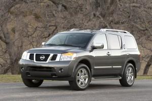 Nissan Armada 2012: precio, ficha técnica, imágenes y lista de rivales