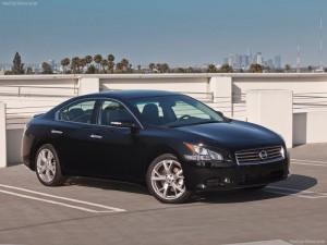 Nissan Máxima 2012: precio, ficha técnica, imágenes y lista de rivales
