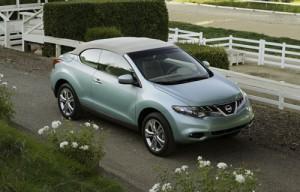 Nissan Murano CrossCabriolet 2012: precio, imágenes y ficha técnica.