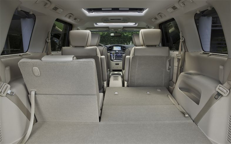Interior De La Nissan Quest 2012 Lista De Carros