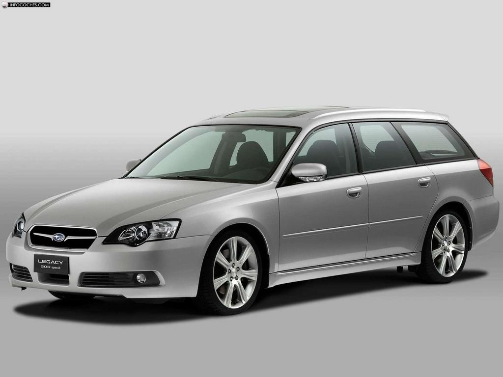 Subaru Legacy Rims >> Subaru Legacy Station Wagon 2012: ficha técnica, imágenes ...