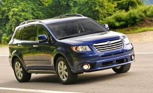 Subaru Tribeca 2012: precio, ficha técnica, imágenes y lista de rivales