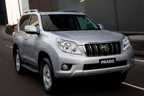 Toyota Land Cruiser Prado 2012: ficha técnica, imágenes y lista de