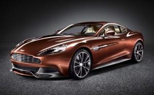 A final de año llegará el Aston Martin Vanquish, el sucesor del DBS