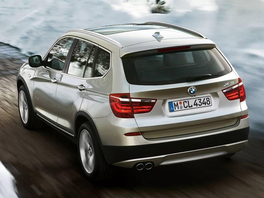BMW X3 2012: precio, ficha técnica, imágenes y lista de ...