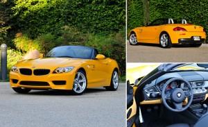 BMW Z4 2012: precio, ficha técnica,  imágenes y lista de rivales