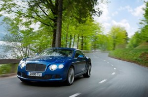 Inician las ventas del Bentley Continental GT Speed Coupe