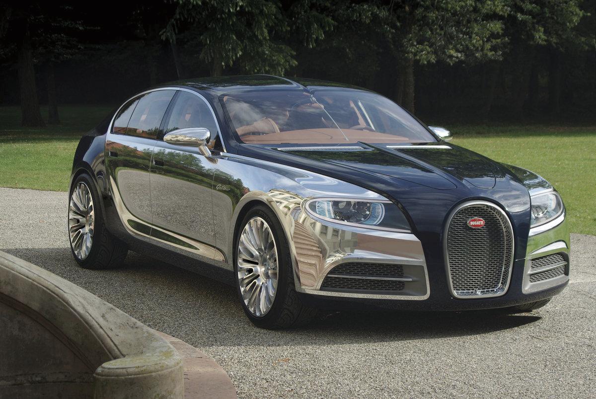 2015 Bugatti 16C Galibier
