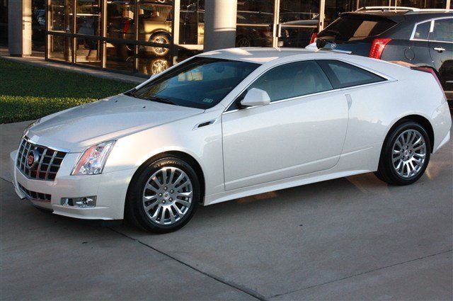 Gallery for gt cadillac 2012 white