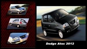 Dodge Atos 2012: precio, ficha técnica, imágenes y lista de rivales