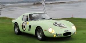 El carro más caro del mundo fue subastado en 35 millones de dólares