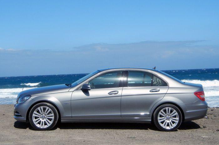 Mercedes benz clase c sed n 2012 precio ficha t cnica for Mercedes benz clase c