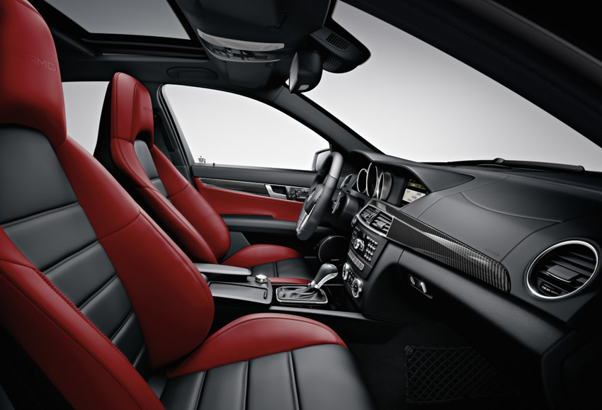 Mercedes benz clase c63 amg sport sed n 2012 precio for Carros mercedes benz precios