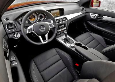 Mercedes Benz Clase C Coupe 2012 Precio Ficha T 233 Cnica