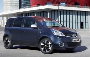 Nissan Note 2012: precio, ficha técnica, imágenes y lista de rivales
